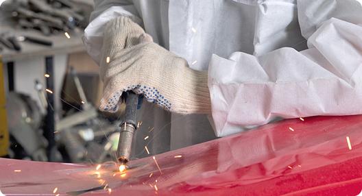 Сварочный ремонт кузова автомобиля своими руками